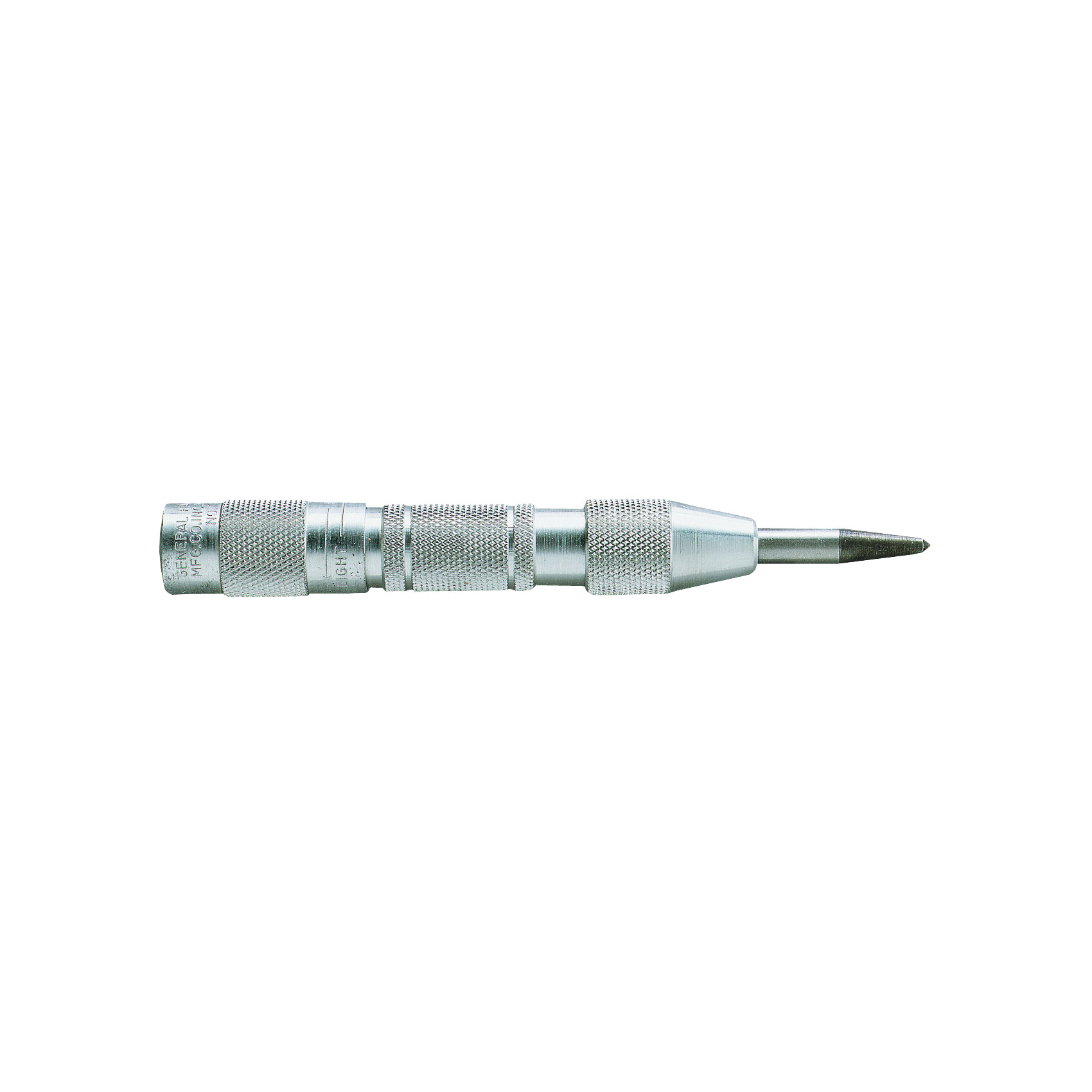 Picture of GENERAL 77 Center Punch, 5/8 in Tip, 5 in L, Aluminum