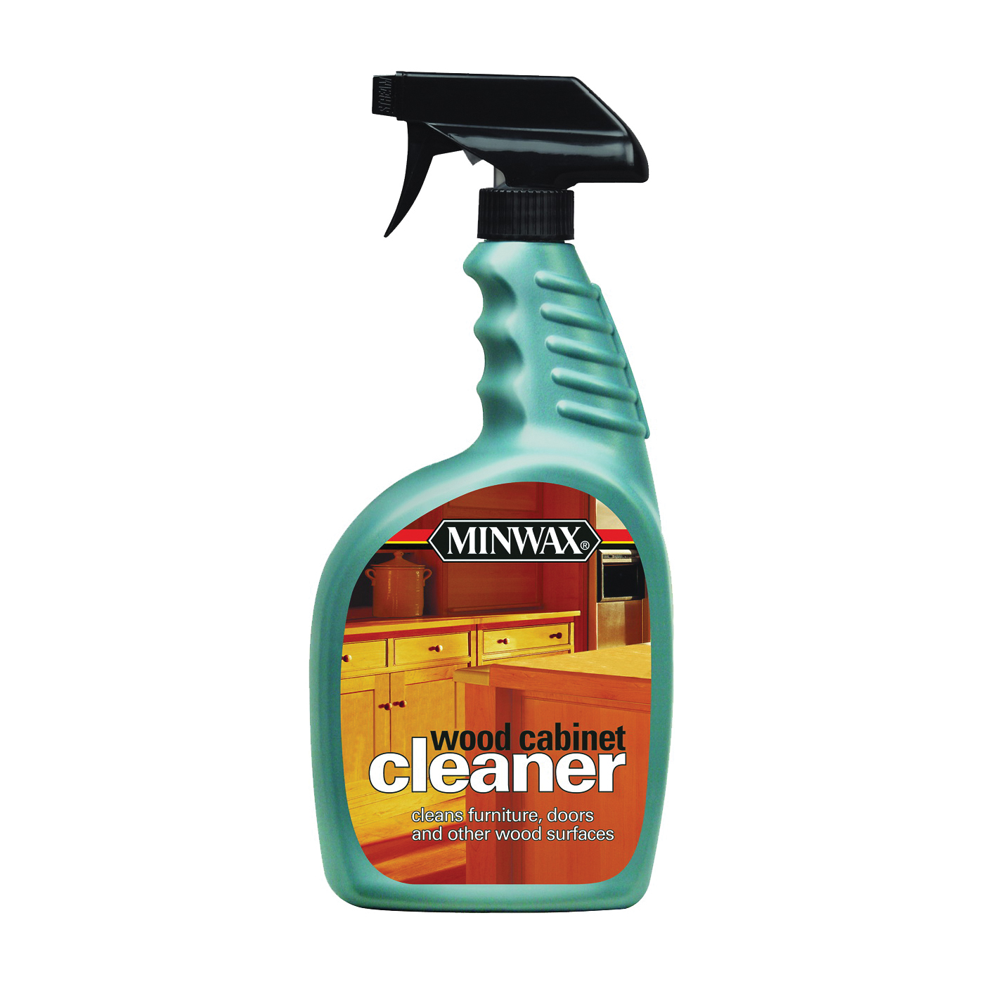 Picture of Minwax 521270004 Wood Cabinet Cleaner, 35 oz Package, Bottle, Liquid