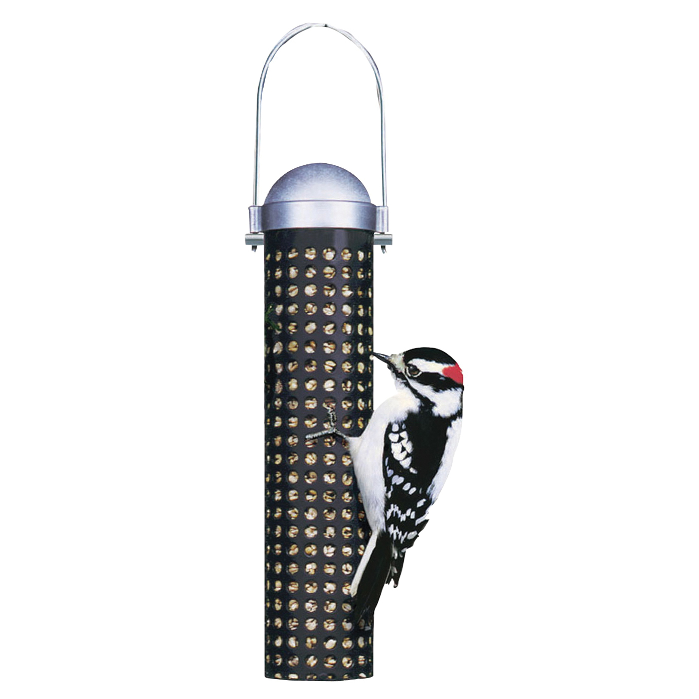 Picture of Perky-Pet 395 Wild Bird Feeder, 10 in H, 1.25 lb, Metal