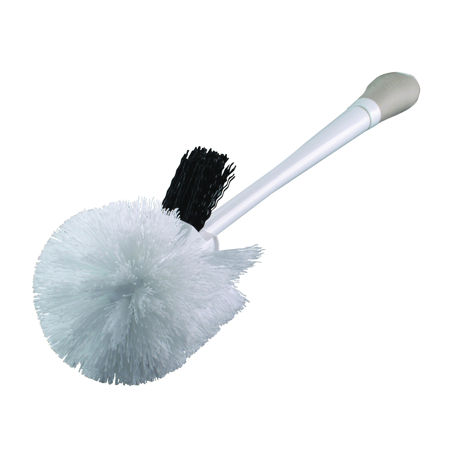Picture of Quickie HomePro 314MB Toilet Bowl Brush, Polypropylene Bristle, White Bristle