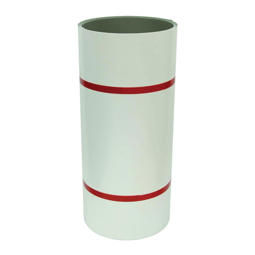Picture of Amerimax 6912458 Trim Coil, 50 ft L, Aluminum, Bright White