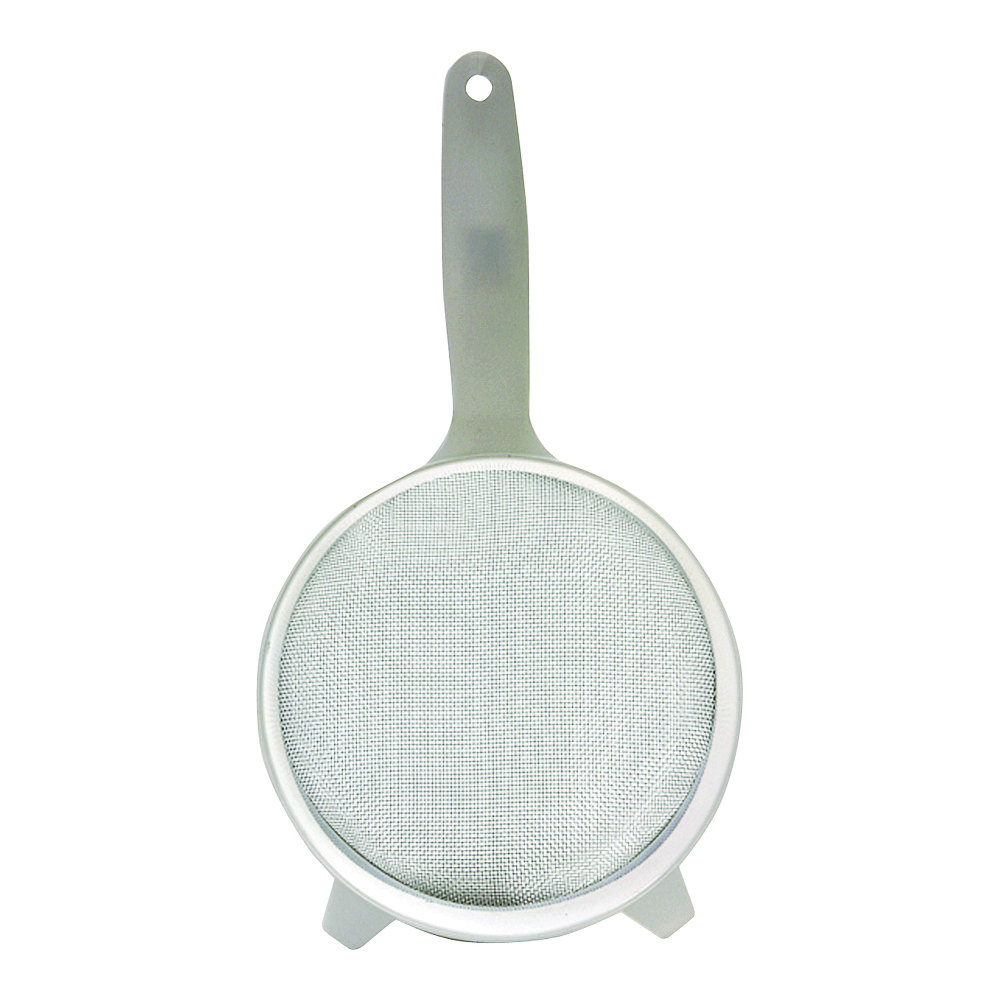 Picture of NORPRO 2138 Strainer, Stainless Steel, 8-1/2 in Dia, Plastic Handle