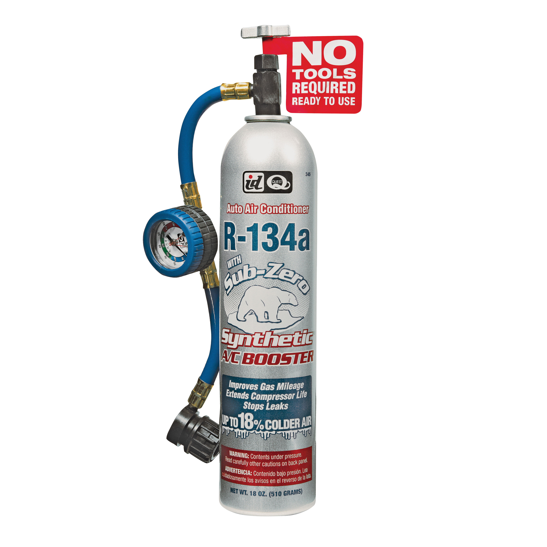 Picture of IDQ 345PB/345 Refrigerant, 18 oz Package, Aerosol Can, Liquid