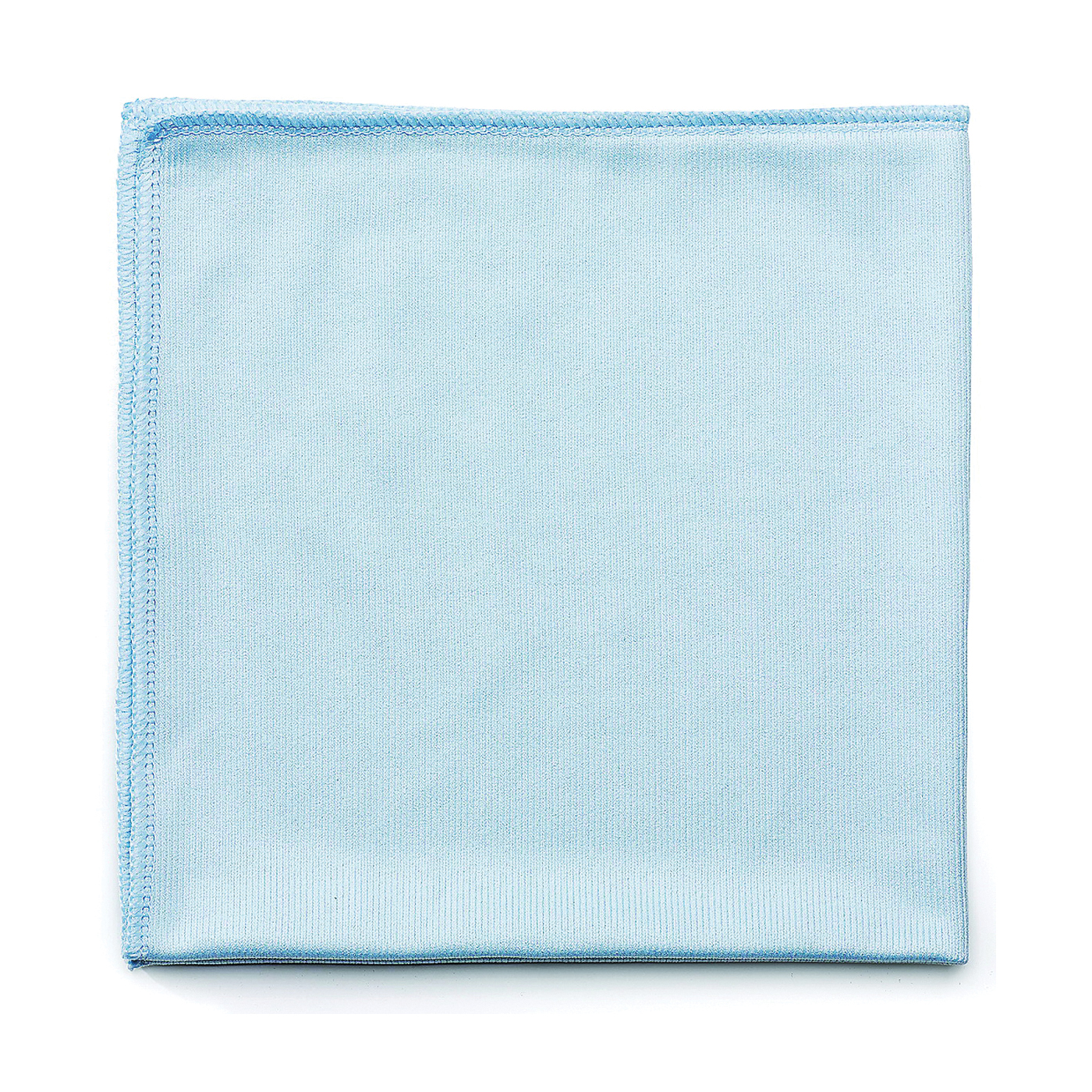 Picture of Rubbermaid Q63006BL00 Wiping Cloth, 16 in L, 16 in W, Microfiber Cloth