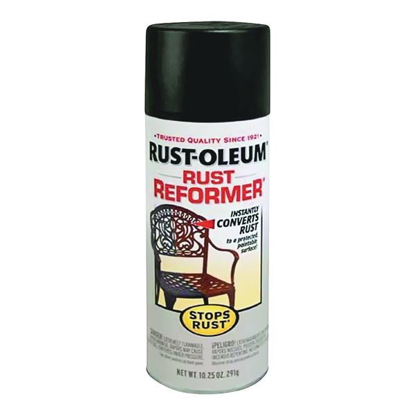 Picture of RUST-OLEUM STOPS RUST 215215 Rust Reformer, Liquid, Solvent-Like, 10.25 oz, Aerosol Can
