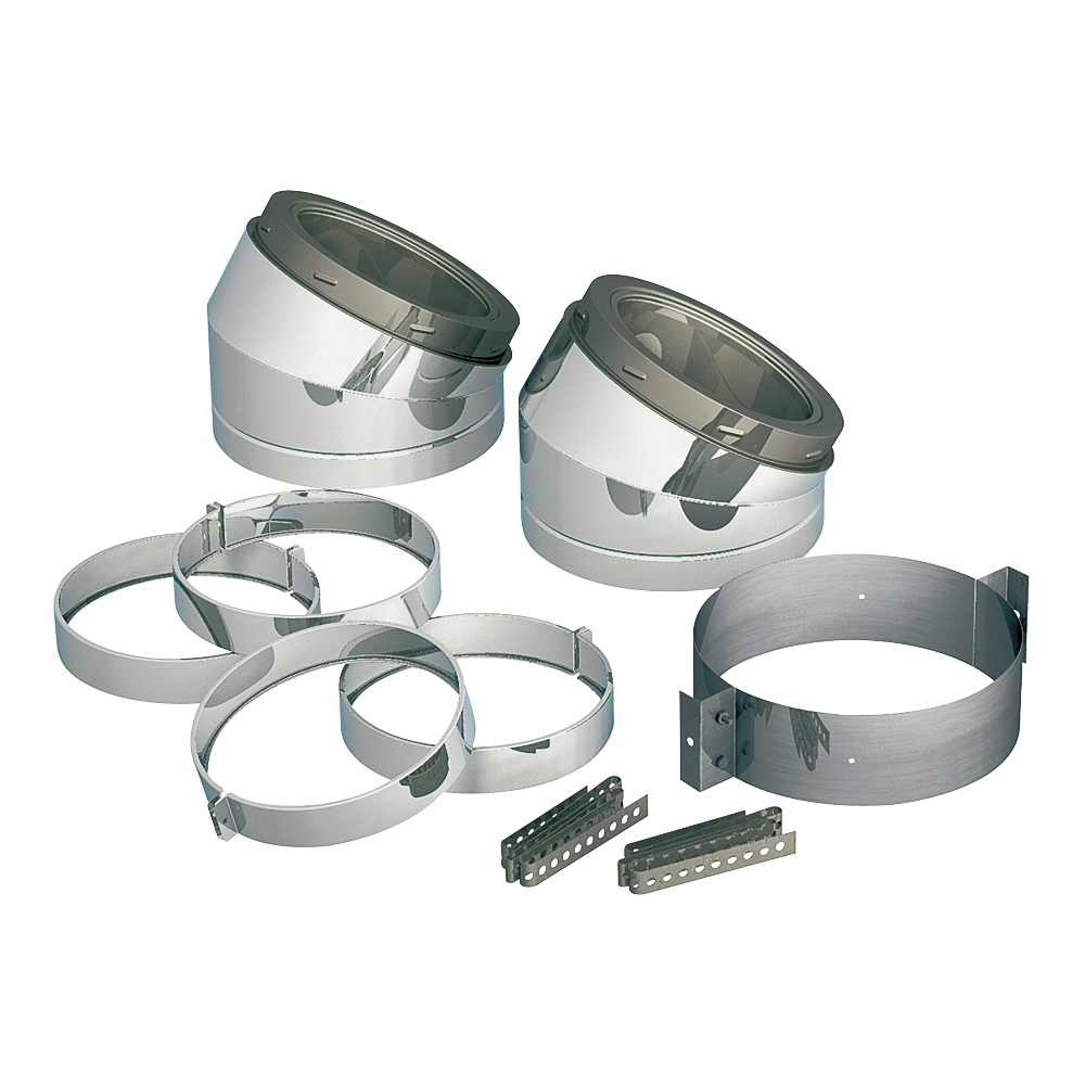 Picture of SELKIRK 206211 Type HT Insulated Elbow Kit