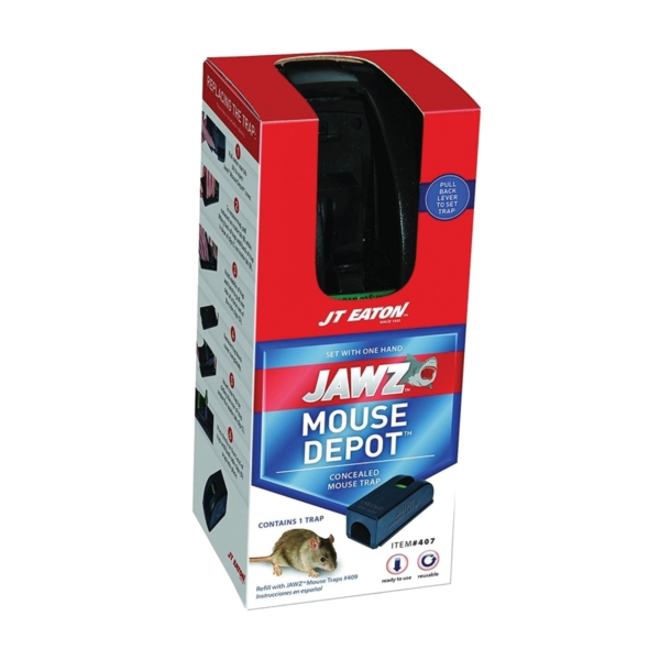 Picture of J.T. EATON JAWZ 407 Covered Mouse Trap