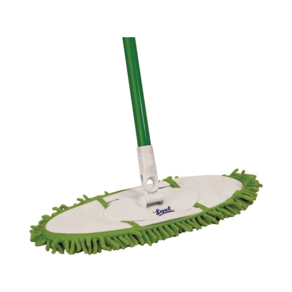 Picture of Quickie 57067 Dust Mop, Microfiber Cloth Head, Green