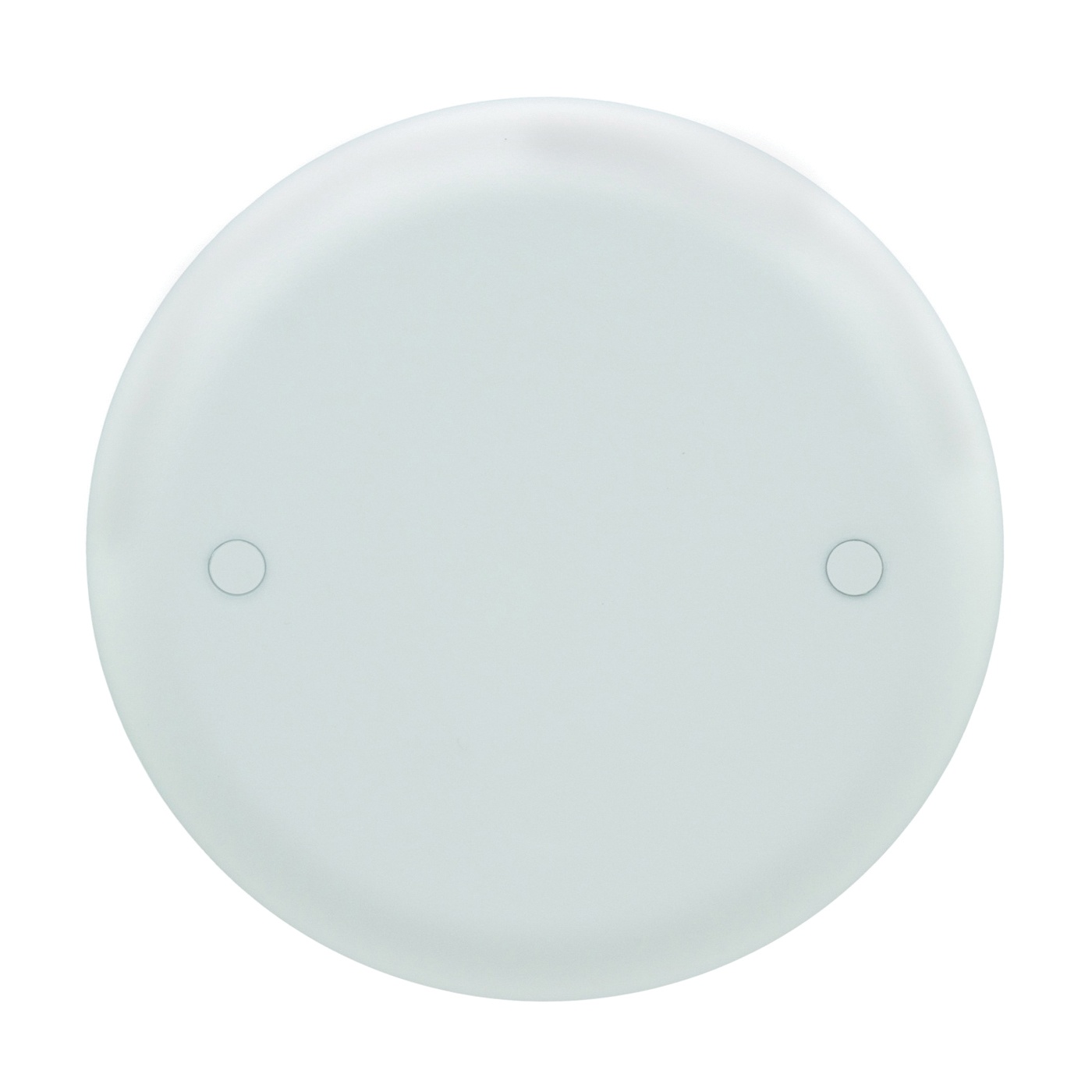 Picture of Carlon CPC4WH Ceiling Box Cover, 4 in Dia, Round, Lexan, White