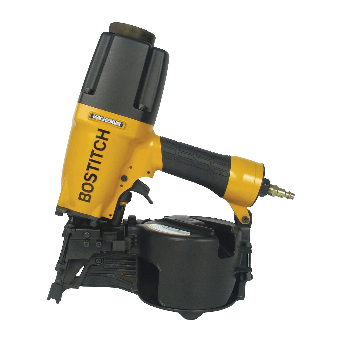Picture of Bostitch N75C-1 Utility Sheathing/Siding Nailer, 300 Magazine, 15 deg Collation, Wire Weld Collation
