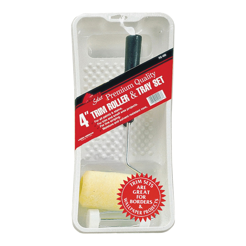 Picture of Linzer RS400 Roller and Tray Set, Mini Size, Plastic