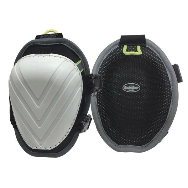 Picture of Bucket Boss KneeKeeper HV FX1 Molded Swivel Kneepad, Foam Pad, Buckle Closure