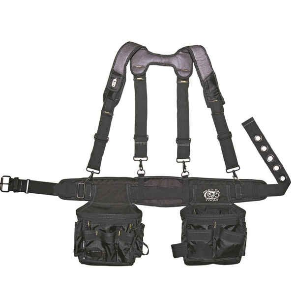 Picture of Dead On HDP411014 Electrician's Suspension Rig, 52 in Waist, Poly Fabric, 14 -Pocket