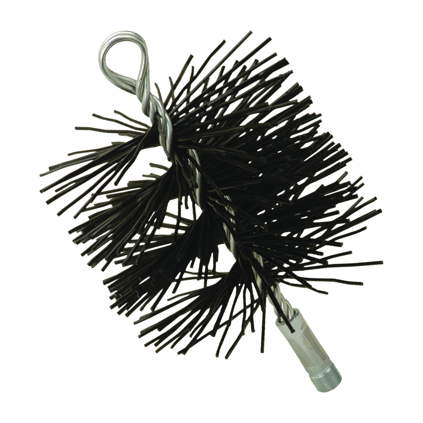Picture of Imperial Polysweep BR0078 Round Chimney Brush, 7 in Dia Brush, Polypropylene Trim