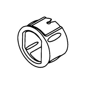 Picture of Kwikset 81829-001 Latch Collar, 6-Way
