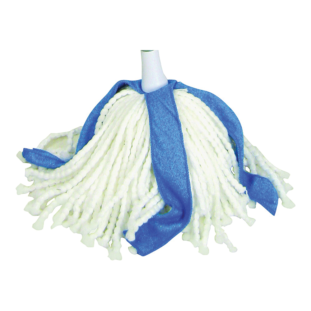 Picture of Quickie HomePro 0941M-3/12 Wet Mop Head, Microfiber/Nylon