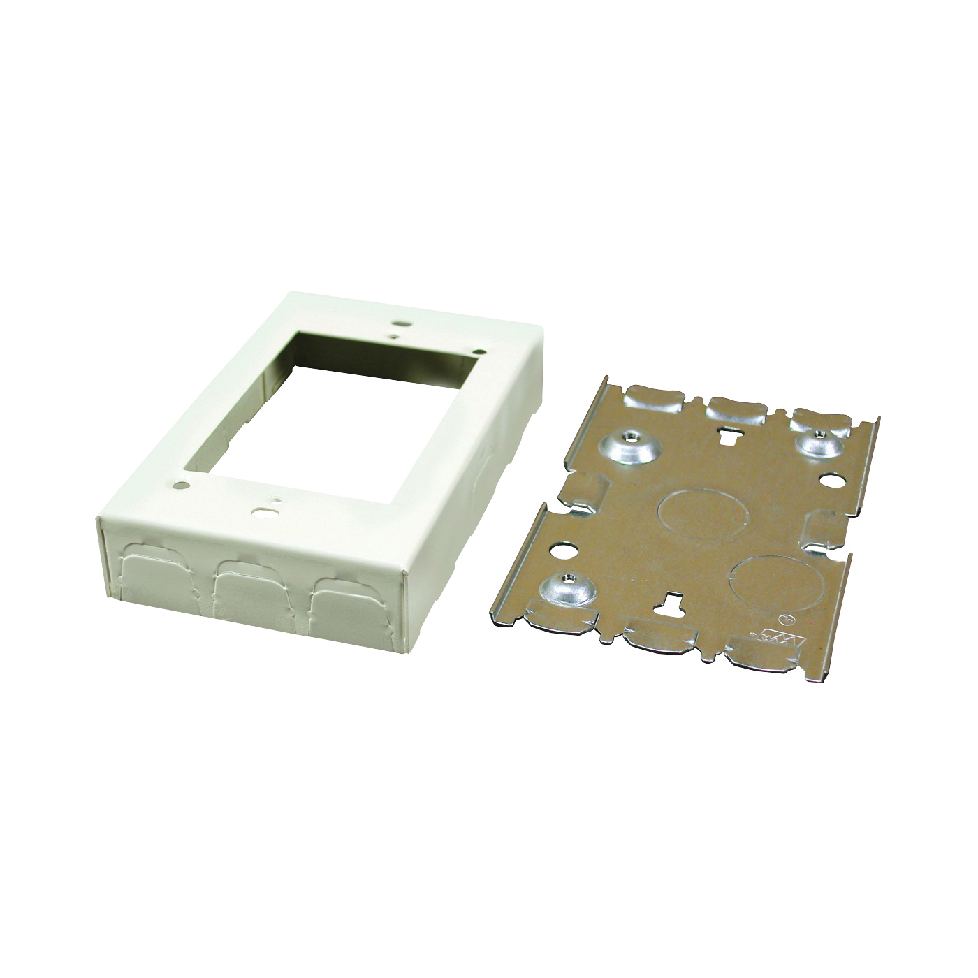 Picture of Legrand Wiremold B2 Outlet Box, Ivory
