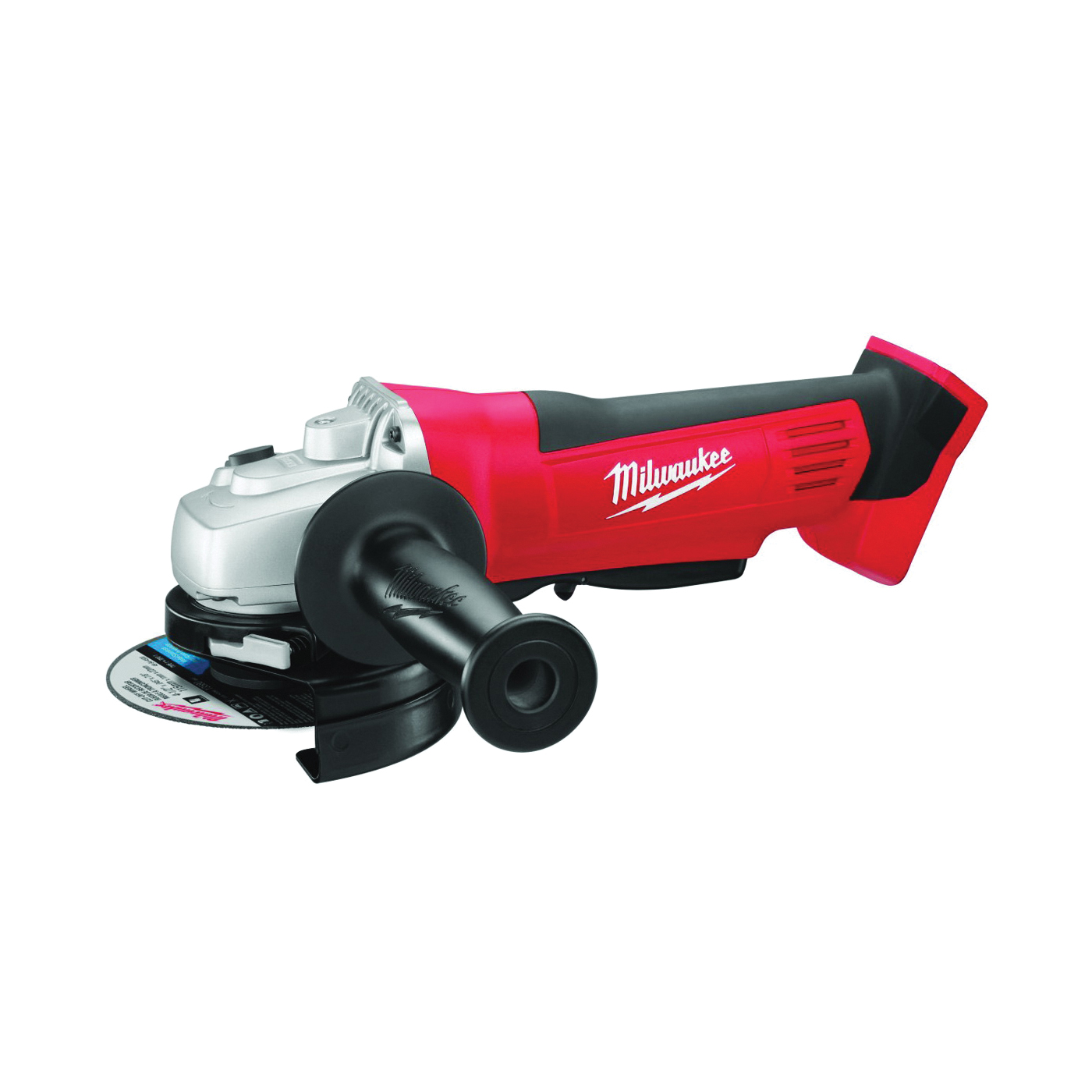 Picture of Milwaukee 2680-20 Cut-Off Grinder, Bare Tool, 18 V Battery, 1.4 Ah, 4-1/2 in Dia Wheel, 9000 rpm Speed