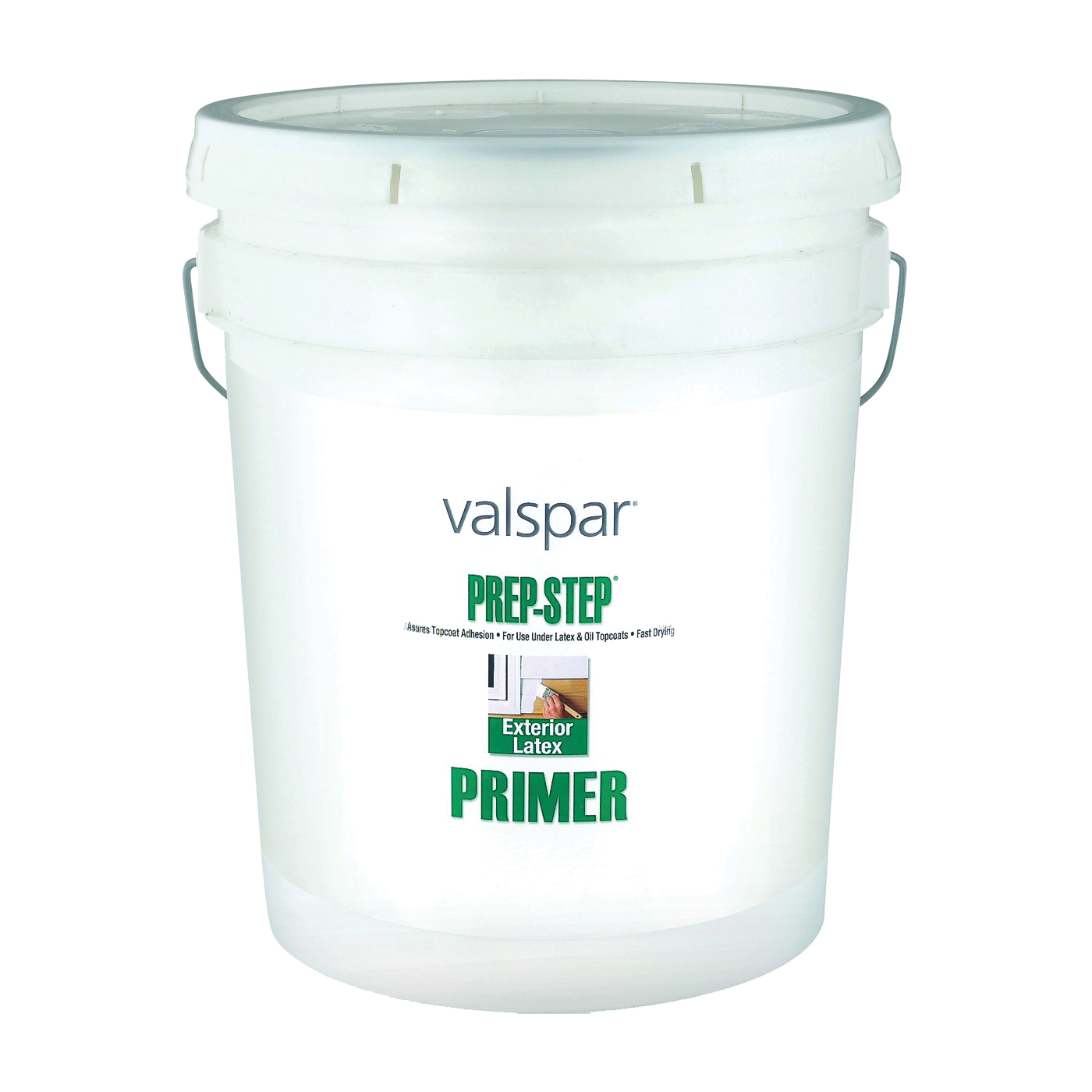 Picture of Valspar Prep-Step 981-5GAL Primer, White, 5 gal, Pail