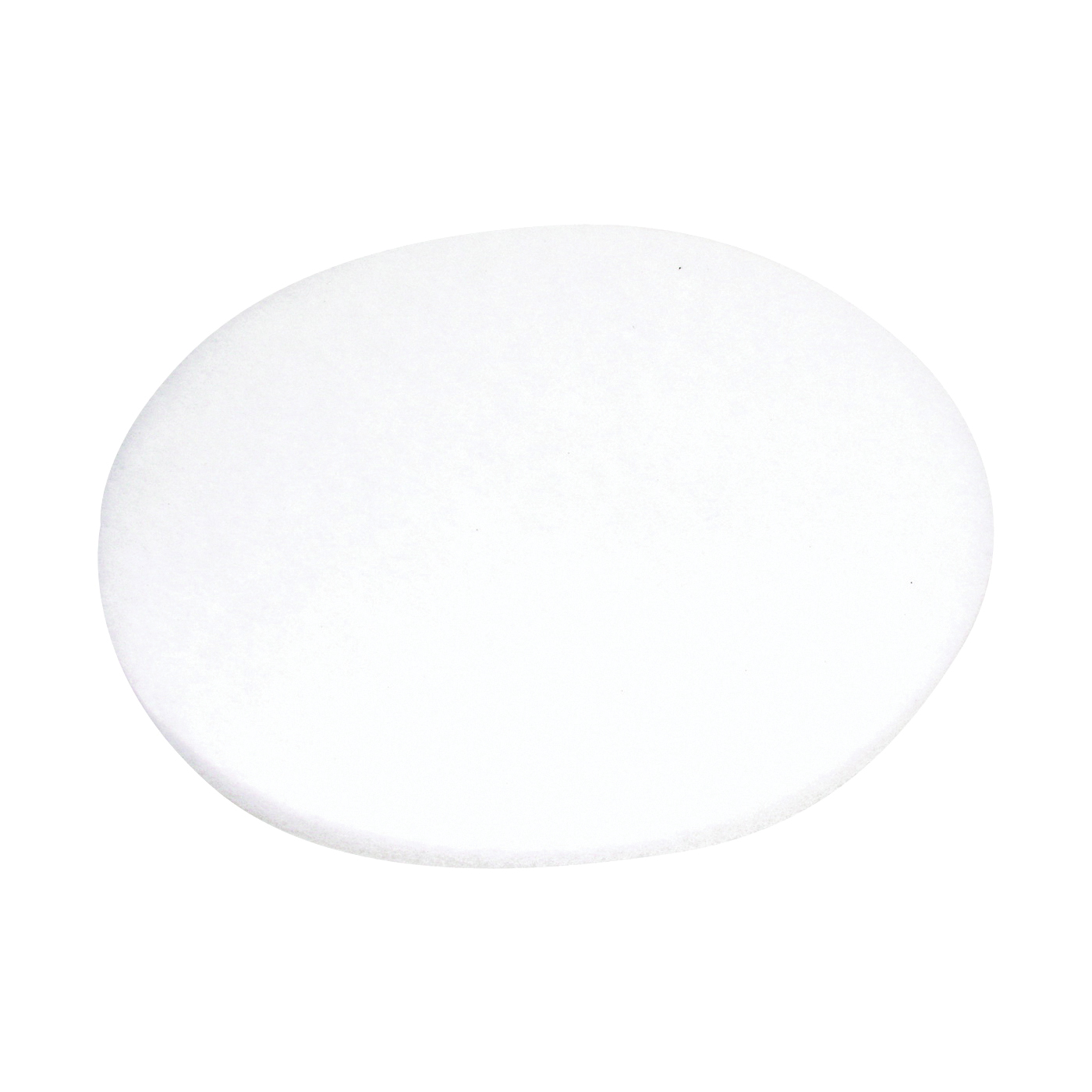Picture of NORTH AMERICAN PAPER 422214 Polishing Pad, White