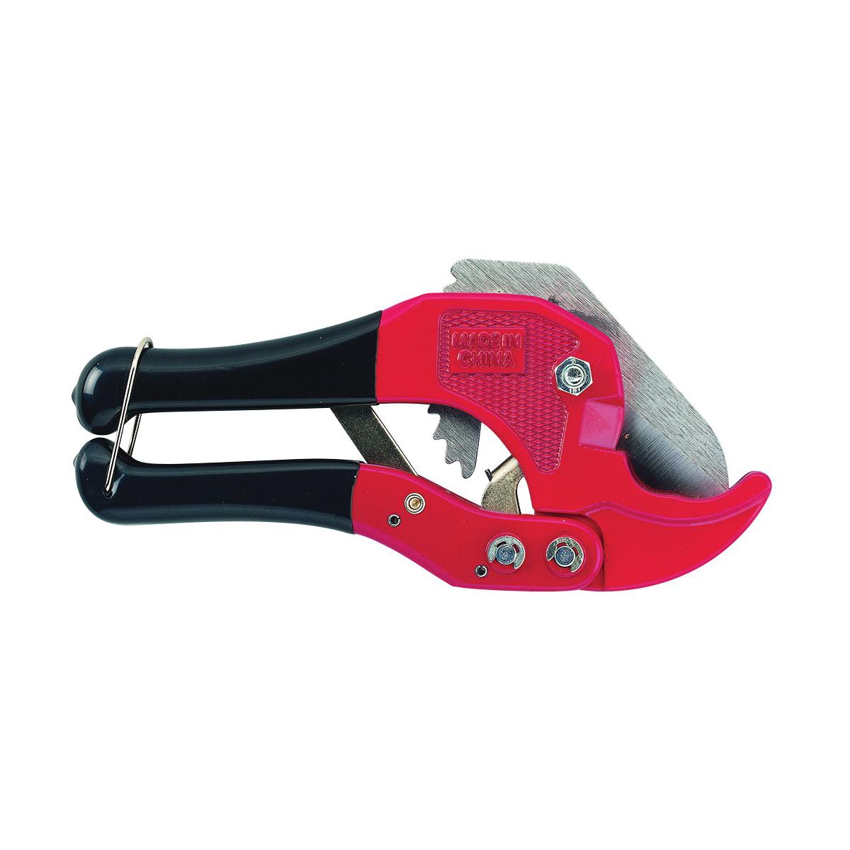 Picture of Orbit 26085 PVC Cutting Tool, 1 in Max Pipe/Tube Dia, 1/2 in Mini Pipe/Tube Dia, Steel Blade, Plastic Pipe/Tube