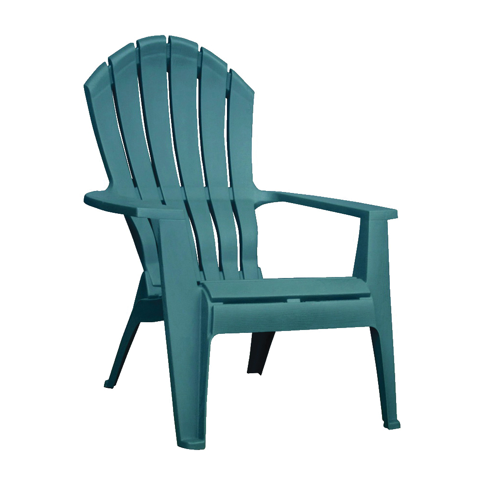 Picture of Adams RealComfort 8371-16-3700 Adirondack Chair, 30 in W, 32-1/2 in D, 37-1/2 in H, Polypropylene Frame