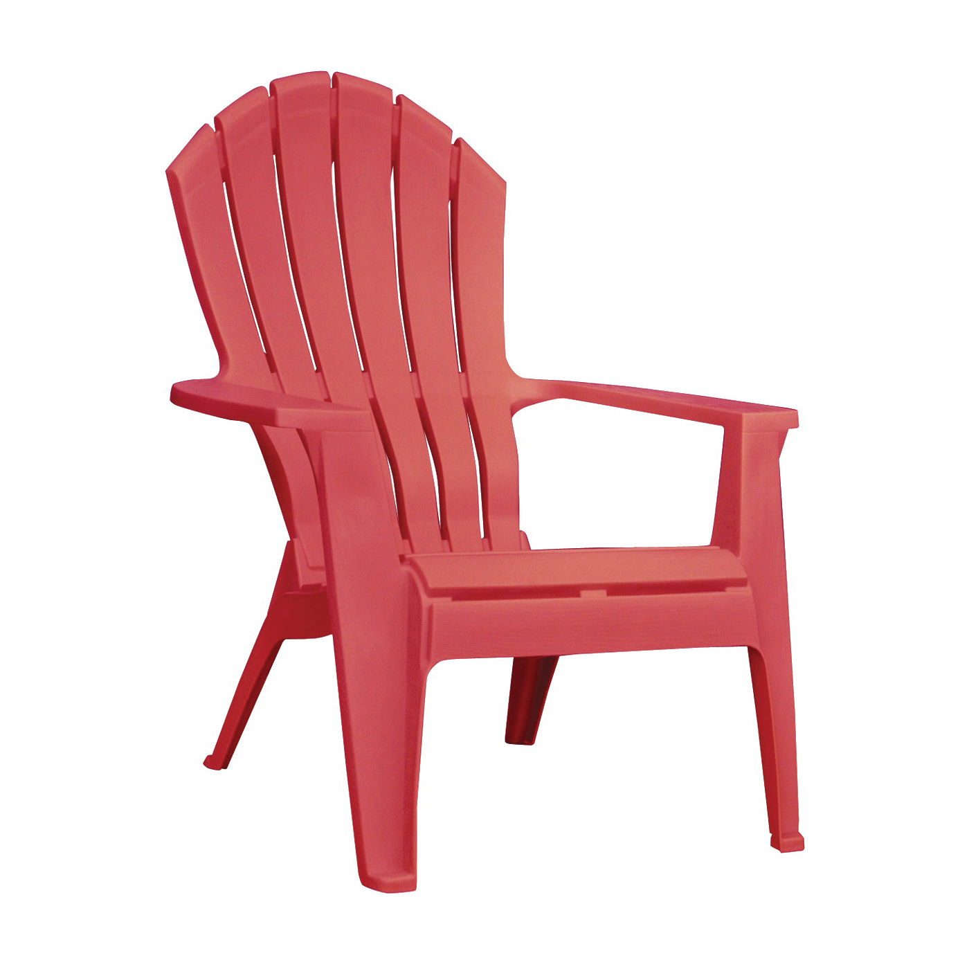 Picture of Adams RealComfort 8371-26-3700 Adirondack Chair, 30 in W, 32-1/2 in D, 37-1/2 in H, Polypropylene Frame