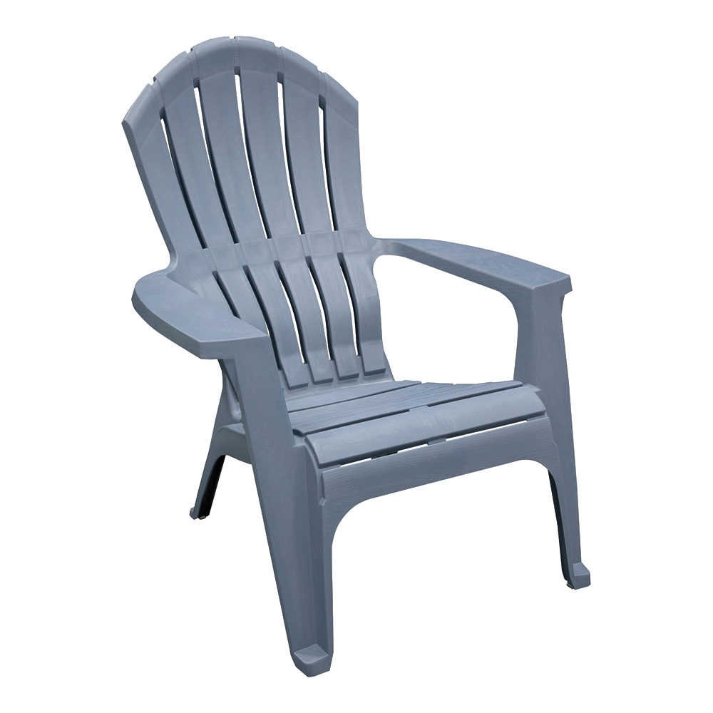Picture of Adams RealComfort 8371-94-3901 Adirondack Chair, 30 in W, 32-1/2 in D, 37-1/2 in H, Polypropylene Frame