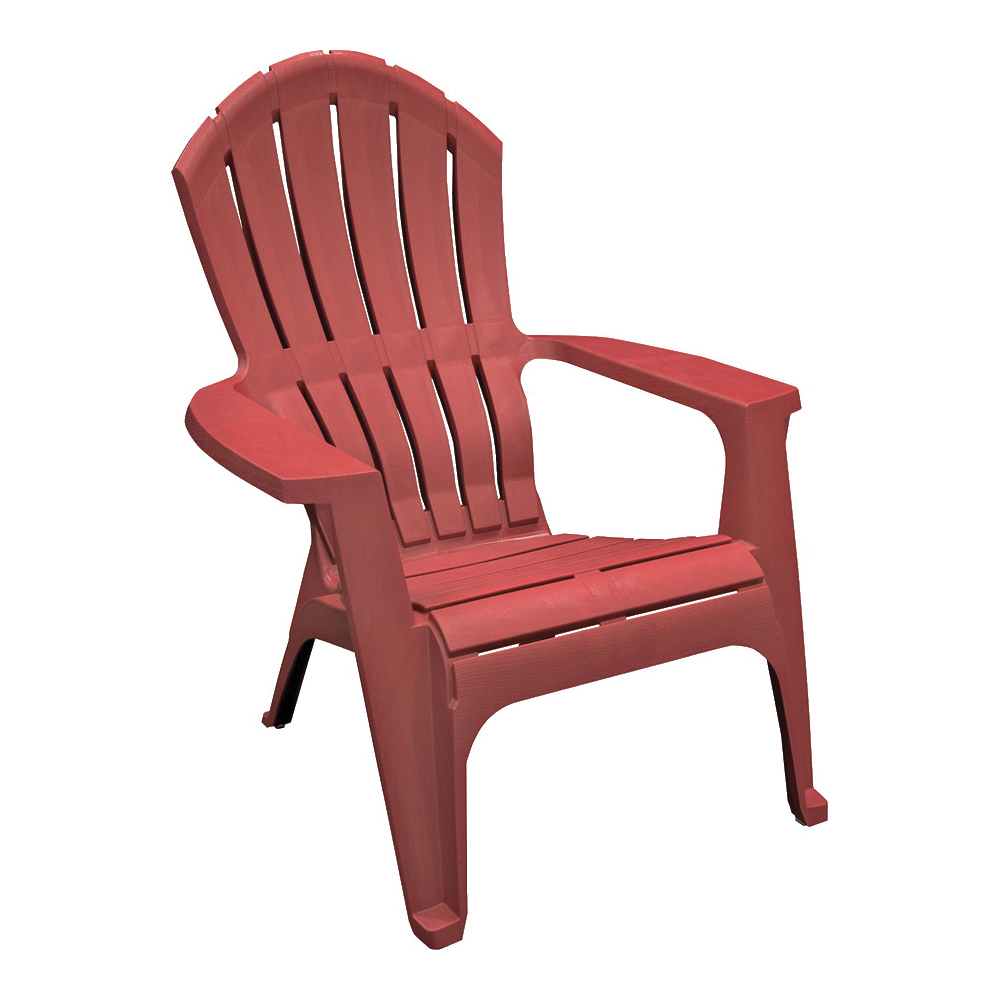 Picture of Adams RealComfort 8371-95-3900 Adirondack Chair, 30 in W, 32-1/2 in D, 37-1/2 in H, Polypropylene Frame