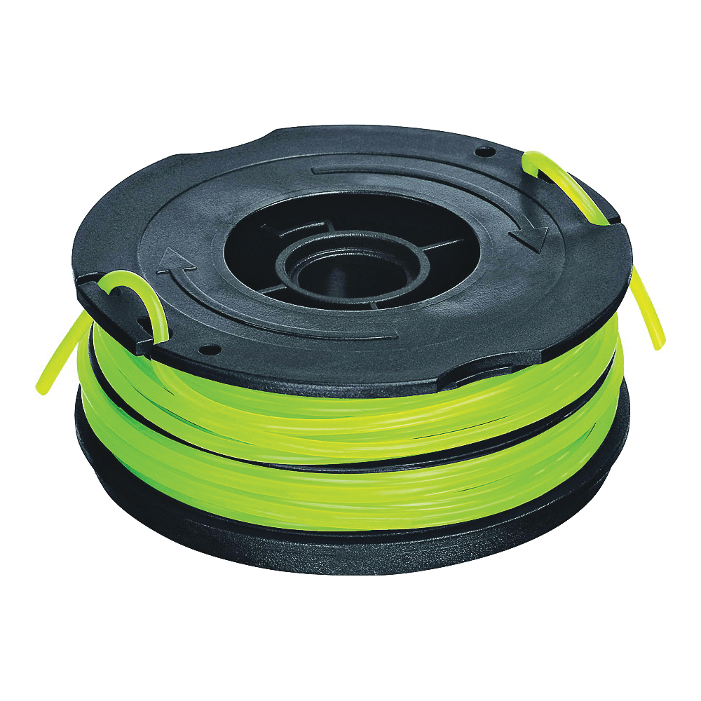 Picture of Black+Decker DF-080 Dual-Line Spool, 0.08 in Dia, 30 ft L, Green