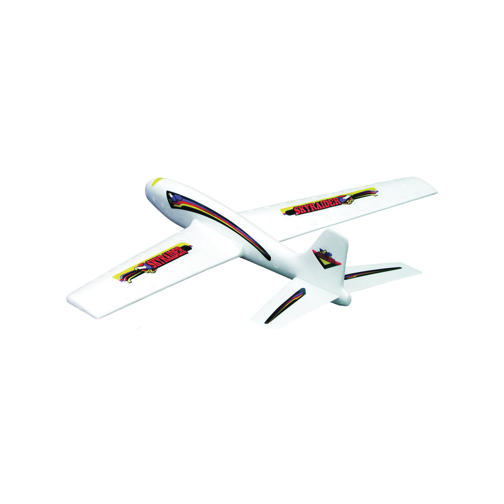 Picture of Guillow's Sky Raider 2645 Foam Glider Plane, 24 in, Foam