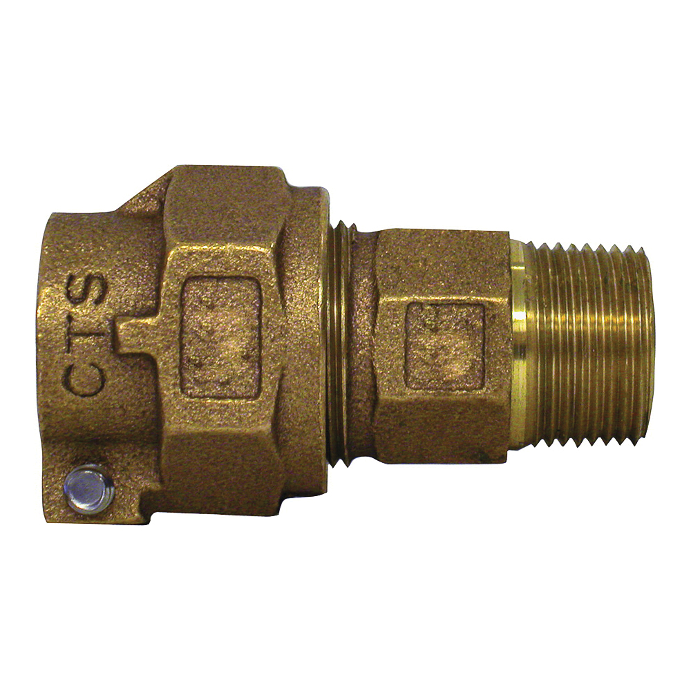 Picture of Legend T-4300NL Series 313-205NL Compression Coupler, 1 in, 3-5/8 in L