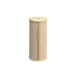 Picture of Culligan CP5-BBS Whole House Filter Cartridge, 5 um Filter, Cellulose, Pleated Polyester Filter Media