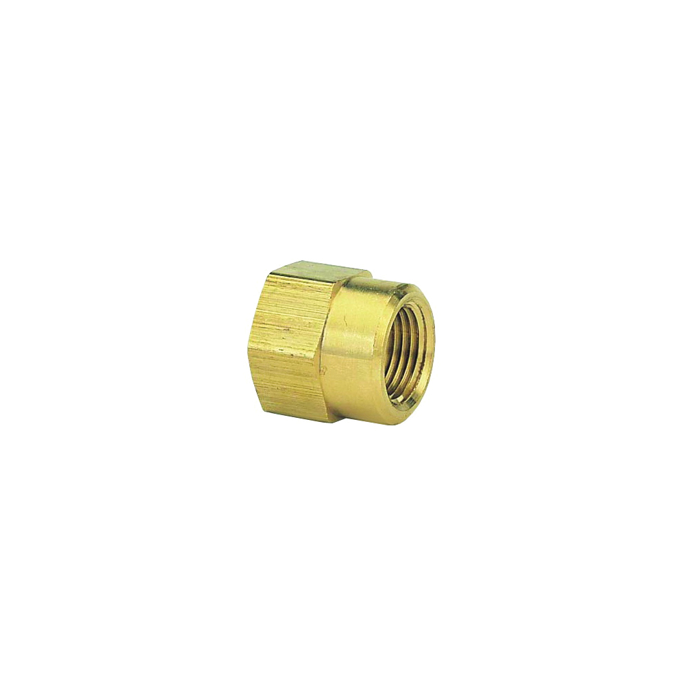 Picture of Gilmour 800574-1001 Hose Connector, 5/8 x 3/4 in, FNPT x FNH, Brass