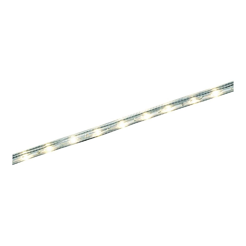 Picture of GOOD EARTH LIGHTING G9548-CLR-I Rope Light, 120 V, Incandescent Lamp, 2700 K Color Temp, 4000 hr Average Life