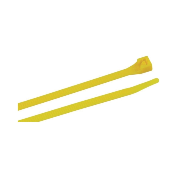 Picture of GB 45-308FY Cable Tie, 6/6 Nylon, Fluorescent Yellow