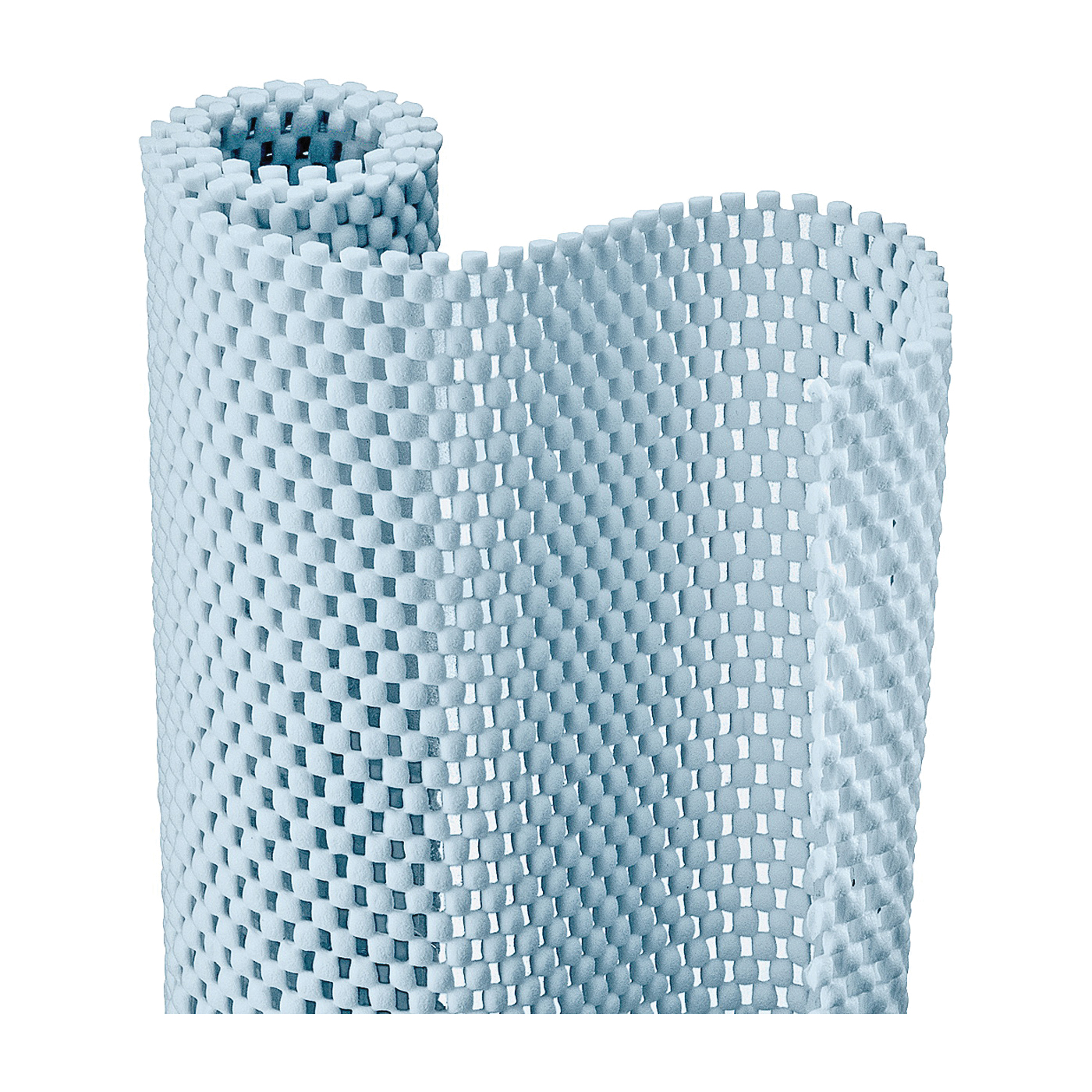 Picture of Con-Tact 04F-C6O52-06 Shelf Liner, 4 ft L, 20 in W, Foam/PVC, Bright White