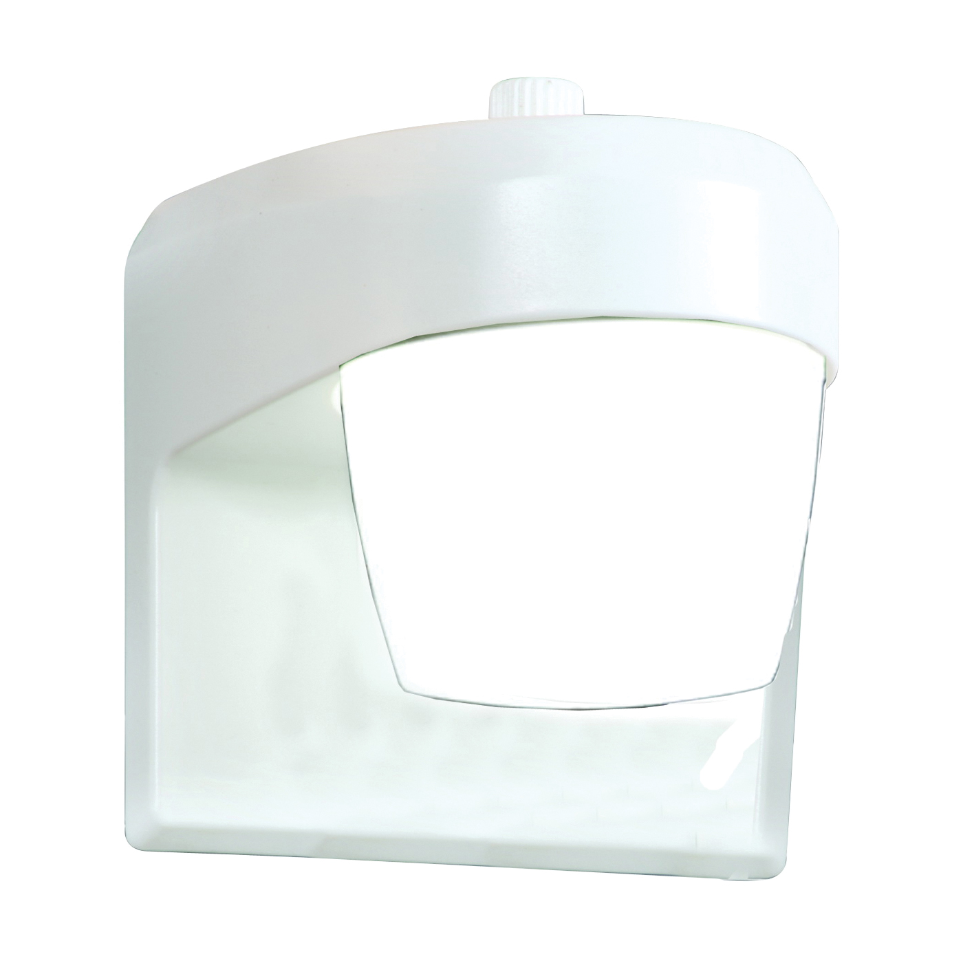 Picture of Eaton Lighting ALL-PRO FES0650LPCW Entry and Patio Light, 120 V, LED Lamp, 637 Lumens, 5000 K Color Temp