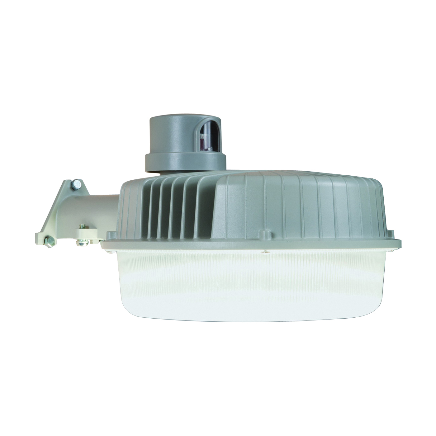 Picture of Eaton Lighting ALL-PRO AL3150LPCGY Area and Wall Light, 120 V, 33.4 W, LED Lamp, 3500 Lumens, Gray Fixture
