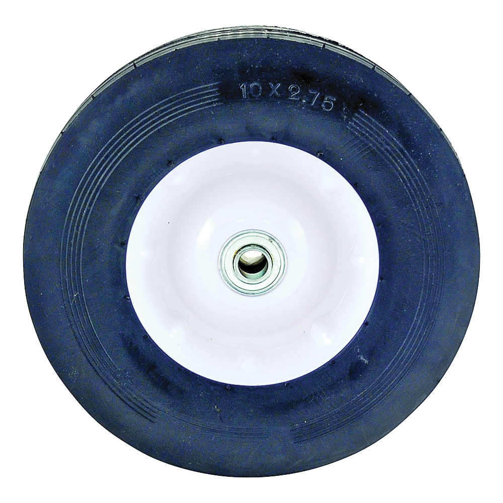 Picture of ARNOLD 10275-B Tread Wheel, Semi-Pneumatic, Steel, For: Lawn Mowers