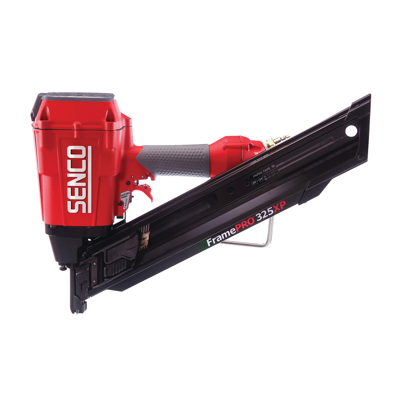 Picture of SENCO 4Z0101N Framing Nailer, 83 Magazine, 34 deg Collation, Paper Tape Collation, 5.2 cfm/Shot Air