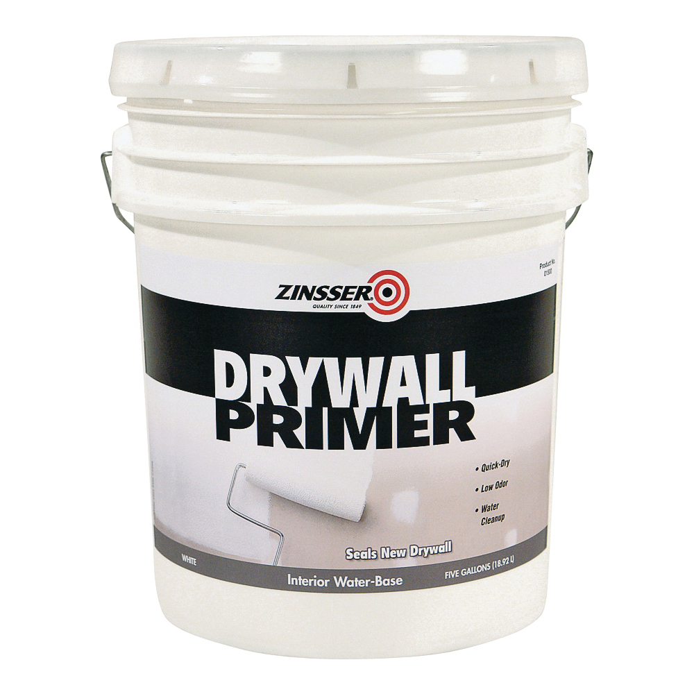 Picture of ZINSSER 01500 Primer, White, 5 gal