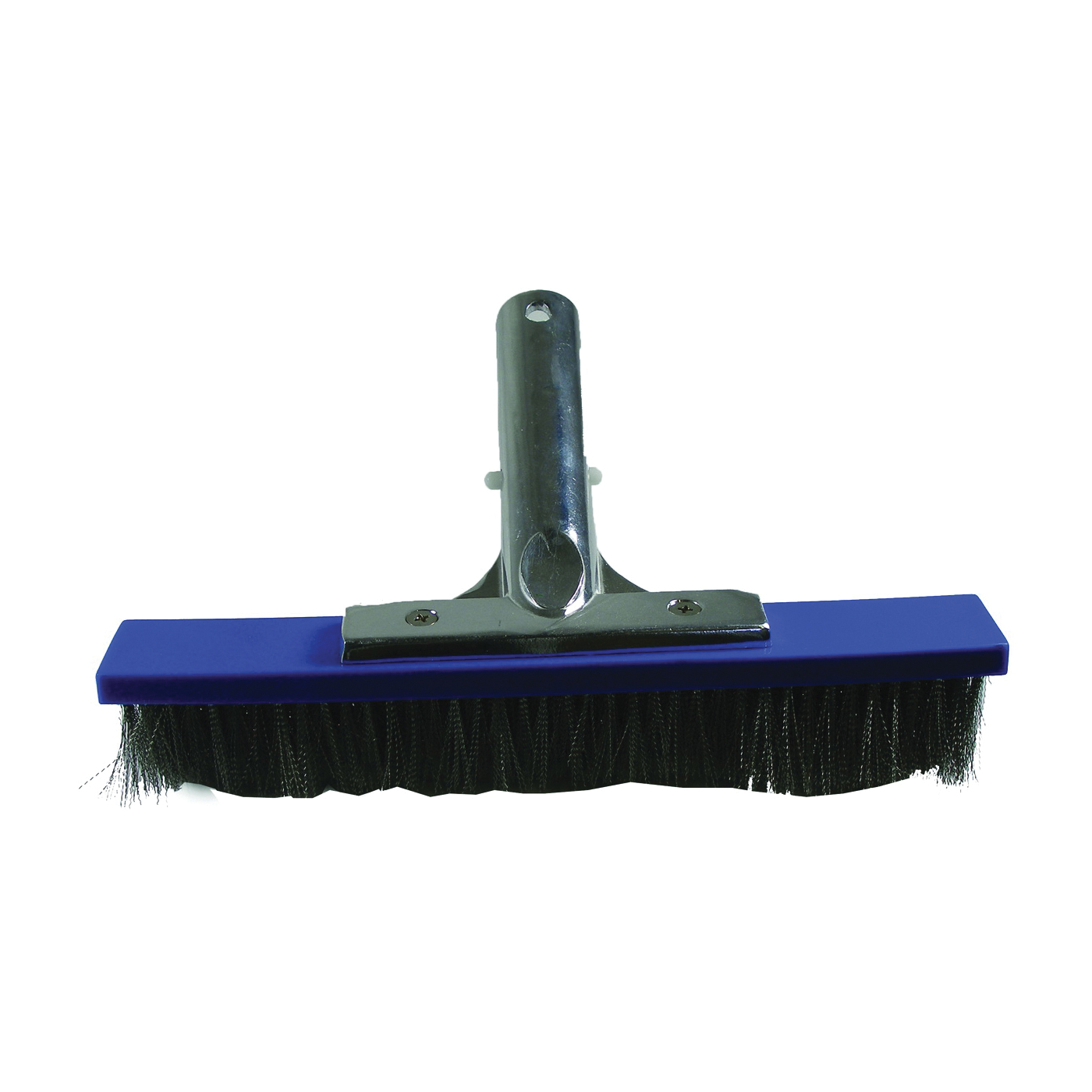 Picture of JED POOL TOOLS 70-274 Pool Wall Brush, 10 in Brush, Aluminum Handle