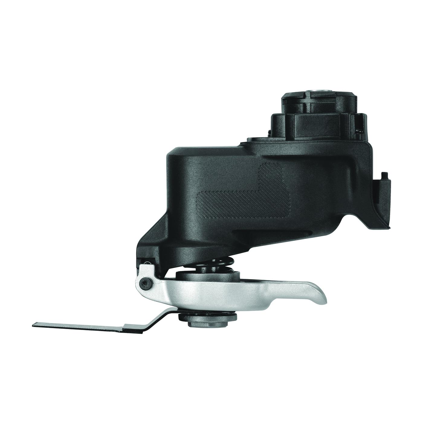 Picture of Black+Decker BDCMTO Oscillating Tool Attachment, Aluminum
