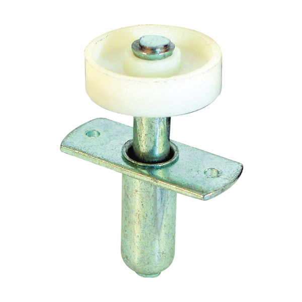 Picture of Prime-Line N 6614 Roller Guide, Steel, White