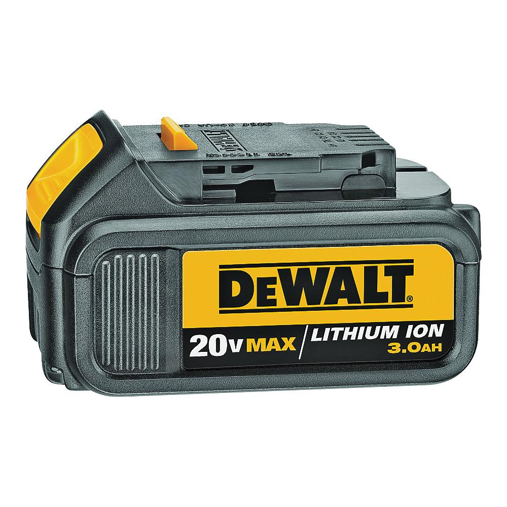Picture of DeWALT DCB200 Battery Pack, 20 V Battery, 3 Ah