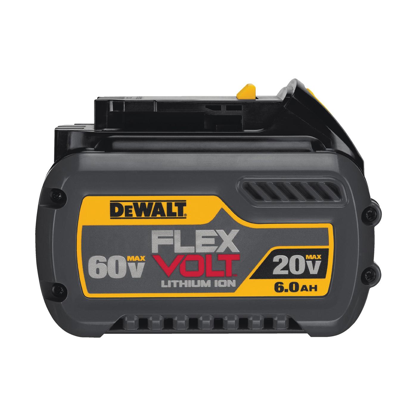 Picture of DeWALT DCB606 Battery Pack, 20, 60 V Battery, 6 Ah