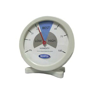 Picture of BestAir HG050-6/HG050 Hygrometer