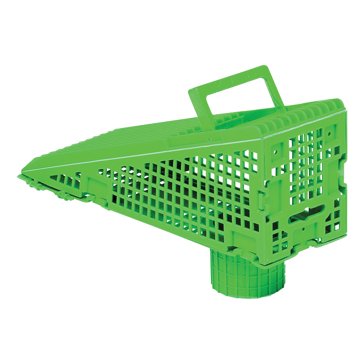 Picture of Frost King W103/12 Wedge Downspout Screen, Plastic, Green