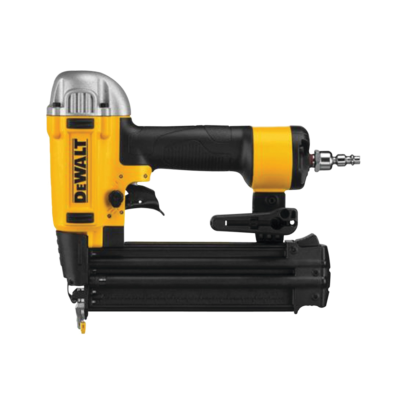 Picture of DeWALT PRECISION POINT DWFP12233 Brad Nailer, 100 Magazine, Glue Collation